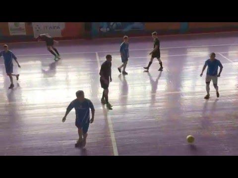 ZoomSupport - 20minut.ua United (первый тайм)
