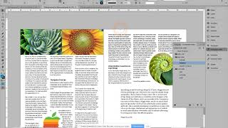Creating a Magazine Spread in InDesign CC 2018, part5 pull quotes and end symbol