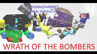ROBLOX: Wrath of the bombers - thomasfan099 - Recommended Gameplay nr.0702 World 4