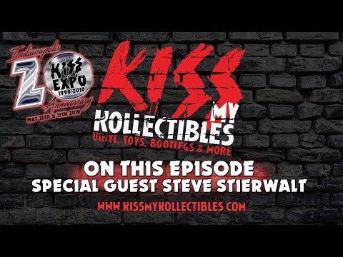 Steve Stierwalt - Indianapolis KISS Expo 20th Anniversary