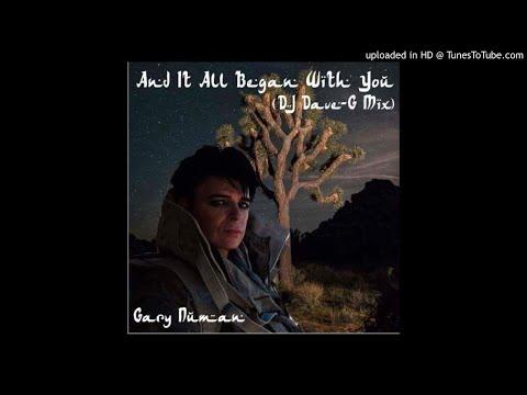 Gary Numan - And it all began with you (DJ DaveG mix) mp3
