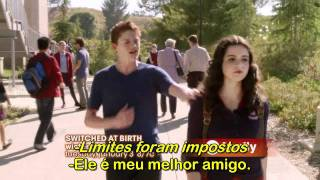 Switched at Birth - 1x11 PROMO - Winter premiere - Legendado [PT-BR]