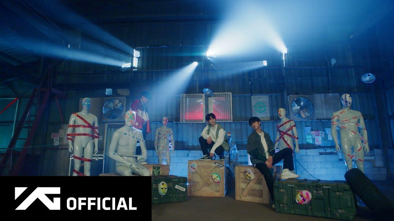 TREASURE : CHOI HYUN SUK x MASHIHO x YOON JAE HYUK Dance Performance Video (Be Like Me - Lil Pump)