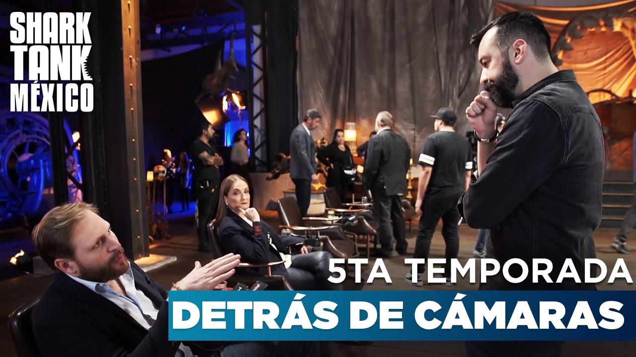 ESPECIAL 'Detrás de las cámaras' | 5ª TEMPORADA | Shark Tank México