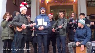 Праздничный Брест! Happy Christmas and New Year!!!