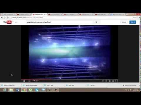PROOF OF GOD: JESUS Found in DNA, Quantum Physics, God Particle, Entanglement Theory, Bible Codes