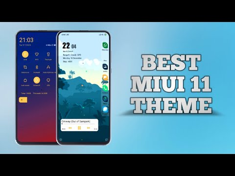 Best MIUI 11 Theme Available On Theme Store - V11 Theme