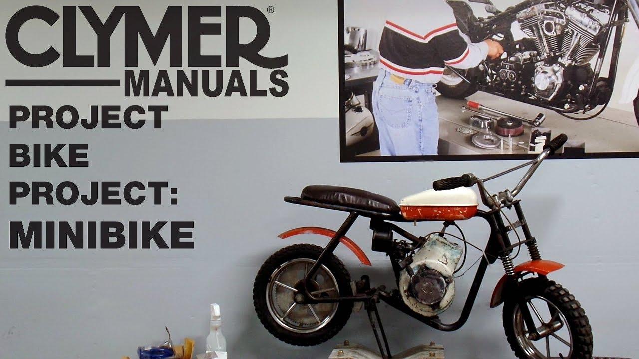 Project Bike Project: Minibike - Part 2