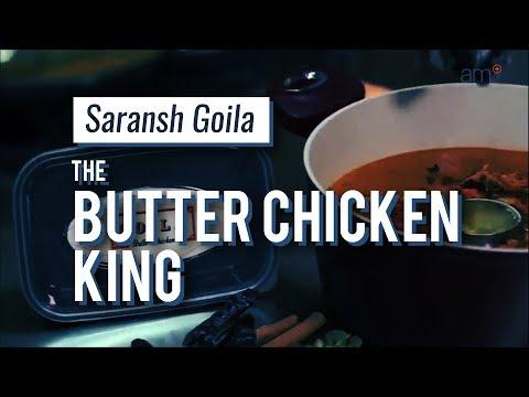 Saransh Goila Interview - The Butter Chicken King | AskMen India