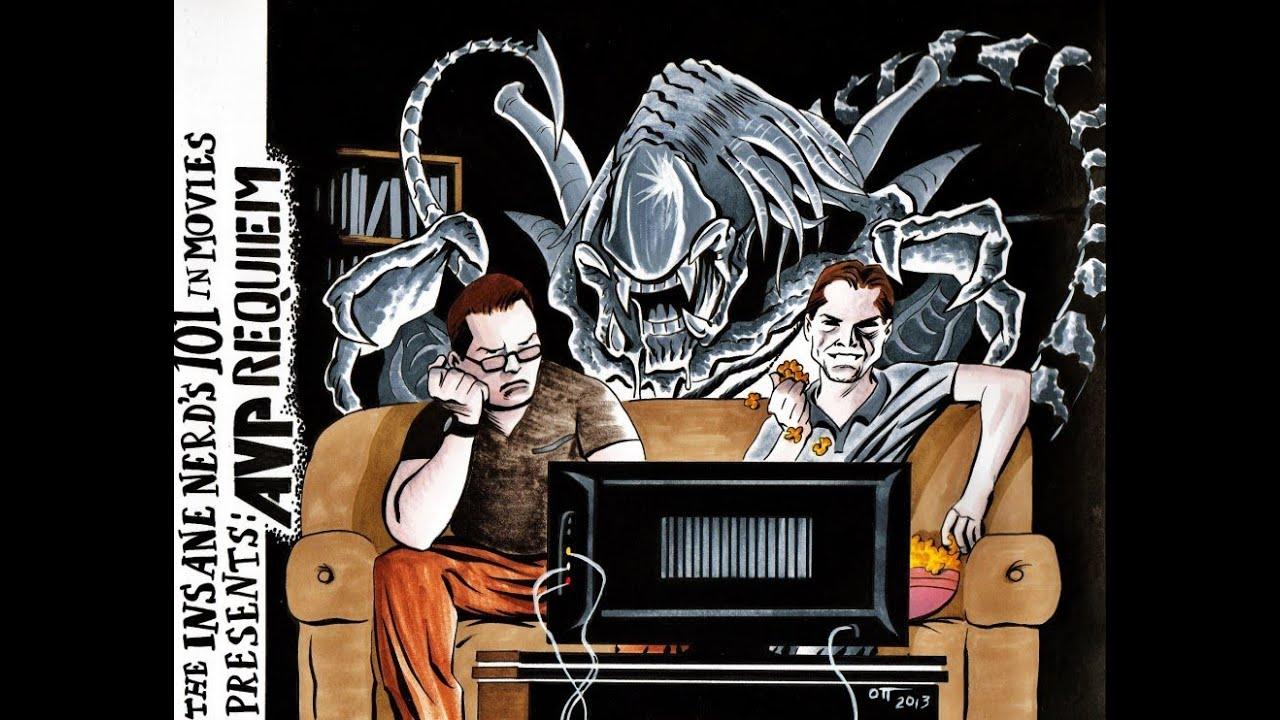 Aliens vs Predator Funny moments - YouTube