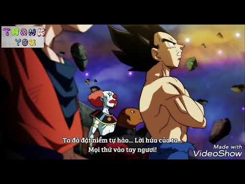 Bản năng vô cực lần 3 và Goku Master Ultra Instinct [Dragon ball Super (129)] thumbnail