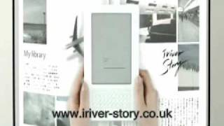 iriver Story eBook Reader | iriver Story UK