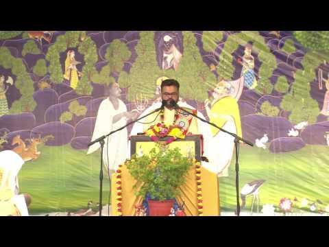 LONDON DAY 2 SHRIMAD BHAGWAT KATHA BY P.P 108 GOSWAMI SHRI GOVARDHANESHJI MAHODAYSHRI