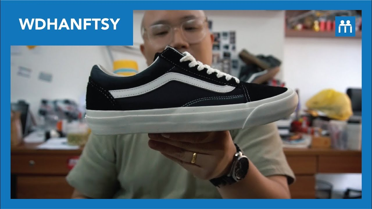 "7e7d1bb1722adc We Don t Have a Name For This Show….Yet""   Our Legacy X Vans - YouTube"