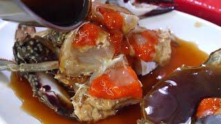 40 years tradition! red sauce, crab preserved in soy sauce (연평도 꽃게! 간장게장, 양념게장) korean food / 인천식당