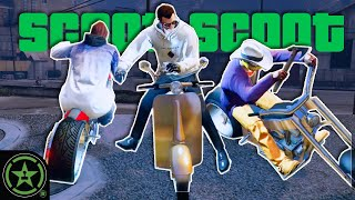 One Of The Most Chaotic Game Types - GTA V: Scoot Scoot
