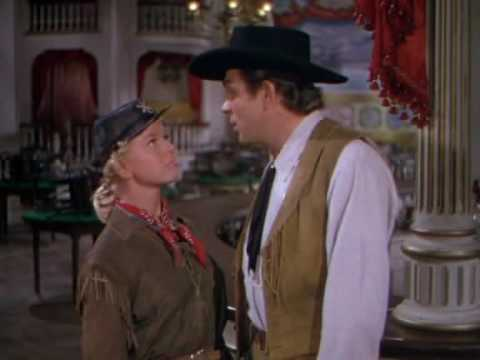 I Can Do Without You from Calamity Jane (1953)