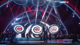 Первая Российская Национальная Музыкальная Премия. Boomerang. 11.12.2015