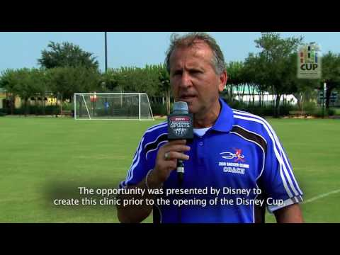 Disney Cup International Youth Soccer tournament