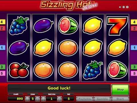 Najlepsze gry kasynowe online Sizzling Hot Deluxe automaty !