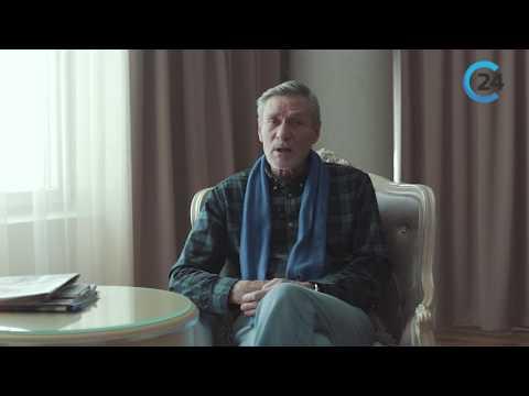 """43) Александр Михайлов читает стихотворение """"Мы - русские"""" К.Ю. Фролова-Крымского"""