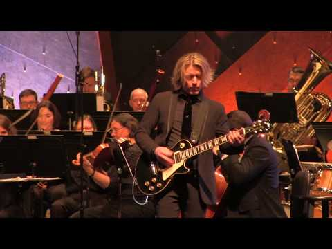FULL ON RUMBLE - Brandon Goff with the Florence Symphony Orchestra