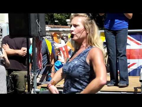 rottingdean village fair 2016 mp4 Helen Ford