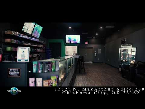 Vape Stores for E-Cigarettes in Oklahoma City | Vapor Supply