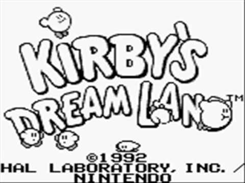 Kirby's Dream Land - Intro