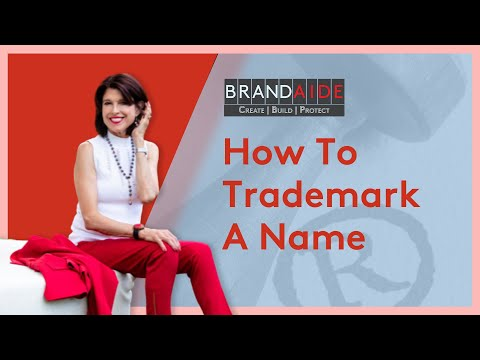 Can Your Name Become a Trademark
