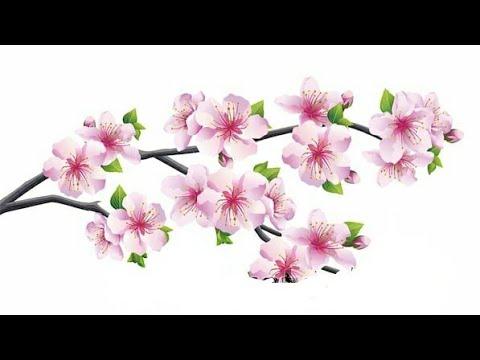 Квітуча гілочка (Олена Леонідівна Косовська)