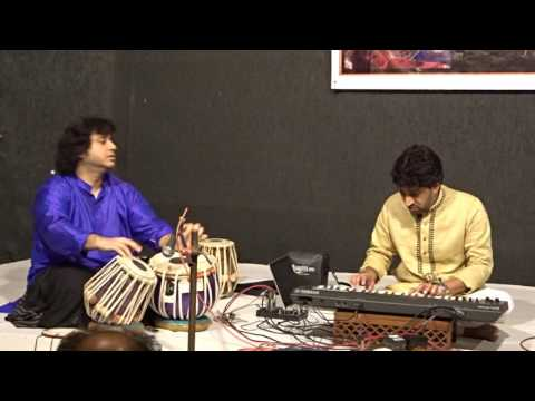 A part of performance of Abhijit Pohankar ji and Aditya Kalyanpur ji, Sep 5th, 2016