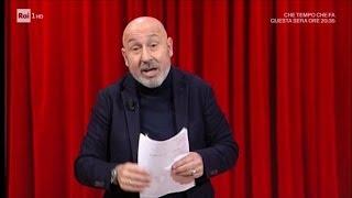 Maurizio Battista - La sentenza Berlusconi/Lario - Domenica In 19/11/2017