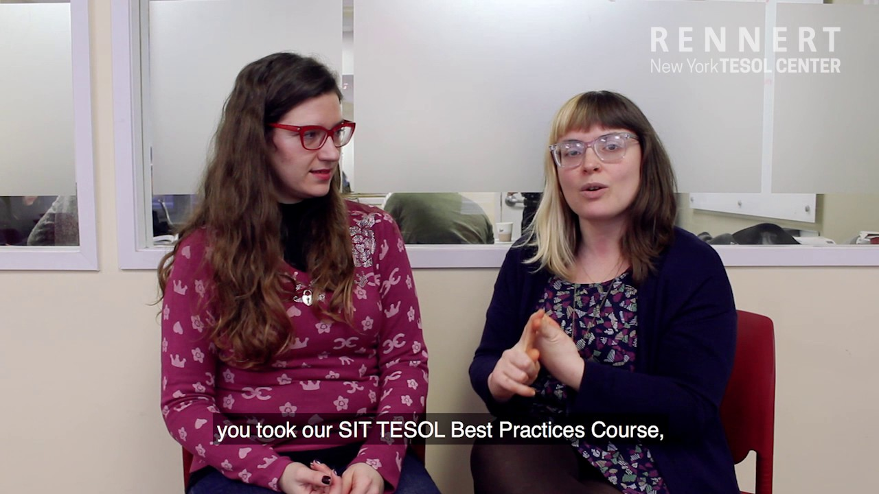 The Sit Best Practices In Tesol Certificate Course For Intermediate