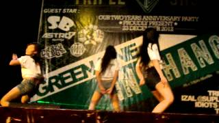 LawsonDanceCrew ( INDONESIA SHUFFLE DANCE )