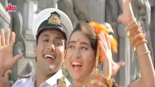 vuclip Yaad Sataye Teri Neend Churaye Meri - Govinda, Karishma, Raja Babu Song