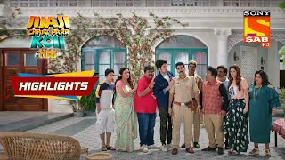 Will The Door Finally Open? | Jijaji Chhat Parr Koi Hai | Episode 22 | Highlights