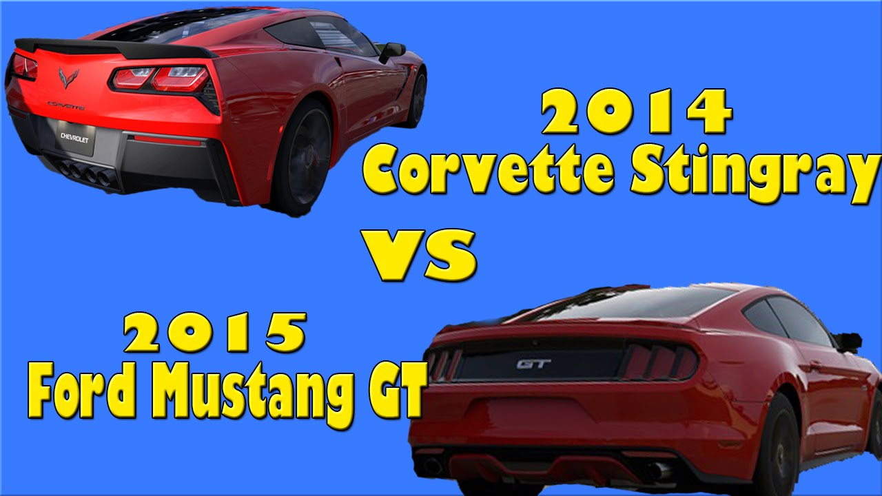 forza 5 2015 mustang gt vs 2014 corvette stingray digs pulls ep 16 hd youtube. Black Bedroom Furniture Sets. Home Design Ideas