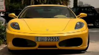 Dubai cars / world richest country  (United Arab Emirates)