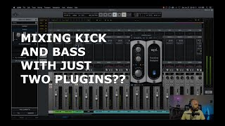 "#THS - Mixing Kick and Bass from ""Live Mix 6.27.2020"""