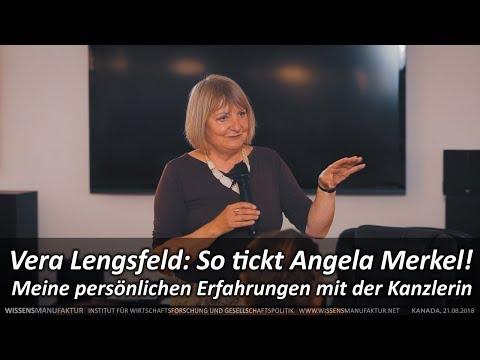Vera Lengsfeld: So tickt Angela Merkel! Meine persönlichen Erfahrungen mit der Kanzlerin