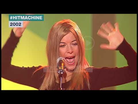 Extrait archives M6 Video Bank // Las Ketchup - Aserejé (The Ketchup Song) (Hit Machine - 2002)
