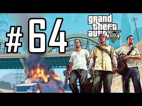 Grand Theft Auto V Walkthrough/Gameplay HD - Paparazzo: The Partnership - Part 64 [No Commentary]