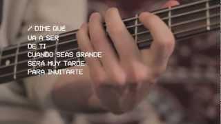 Little Jesus - Azul ( Video con Letra )
