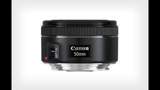 | Canon | EF 50mm f/1.8 | STM Lens | Unboxing |