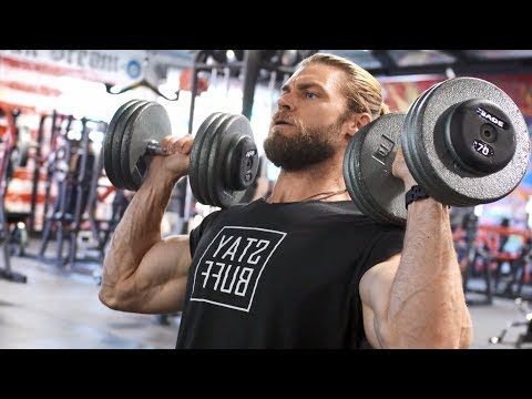 SHOULDERS WORKOUT Training for Muscle Balance & Injury Prevention