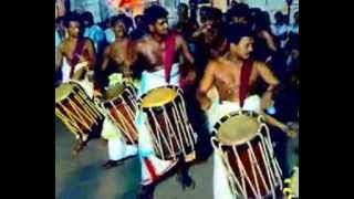 BEST AWESOME DRUM PLAY EVER,SHINKARI MELAM MIXED VERIETY