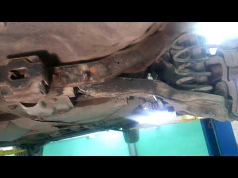 Смешная причина глухих стуков в задней подвеске Mazda/Volvo/ford
