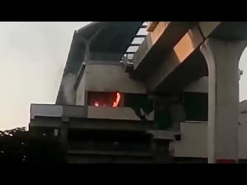 Fire Accident In