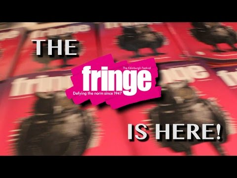 A Quick Guide to the Edinburgh Fringe